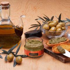 Green Olive Pâté