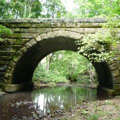 Mortar and grout analysis, 1880-era stone bridge, Portage County, Ohio