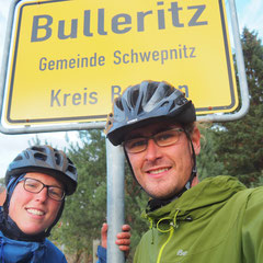 Grenze Heimatdorf