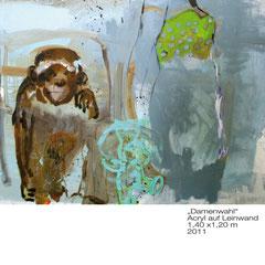 Ursula Vehar Kunst: Einladung Vernissage