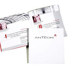 ANTEON Immobilien, Imagebroschüre