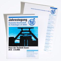 Deutsche Gesellschaft für Andrologie/Plakat