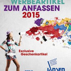 Jansen Verkaufsförderung: Katalog Titelseite