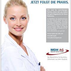 MDH Anzeige