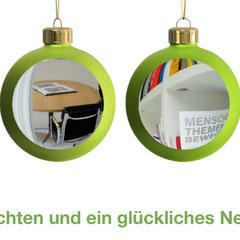 PARATUM Weihnachtskarte