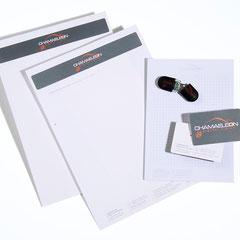 Chamaeleon Digital Vision GmbH/Geschäftsausstattung