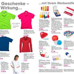 Jansen Verkaufsförderung Produktkatalog