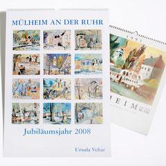 Ursula Vehar Kunst/Kalender
