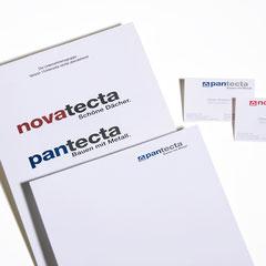 Pantecta/Geschäftsausstattung