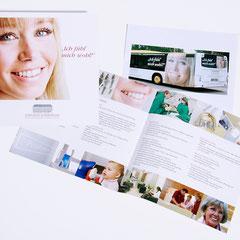Zahnärzte Kaiserstrasse/Broschüre
