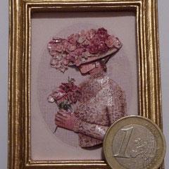 Dama sombreo. 6 láminas 20€