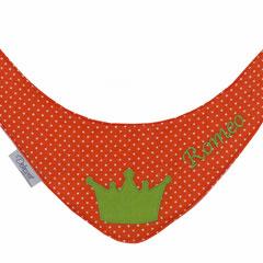 Halstuch Krone