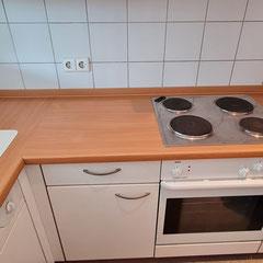 Küche säubern
