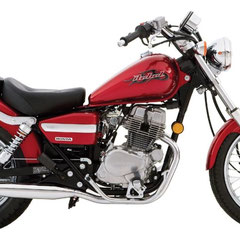 Honda Rebel 250 Stock