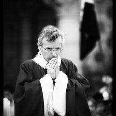 Départ du Père Gouze