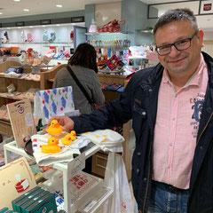 Marios Ente in Tokyo