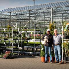 In unserer großen Gärtnerei können wir gemeinsam die perfekte Lösung für Ihren Garten finden.