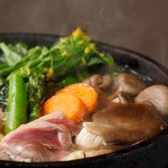 うどんすき 鍋 野菜 有機