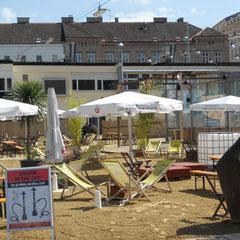 Wiener Eislaufverein - Sand in the City