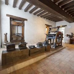 Machines à écrire, Musée des Métiers