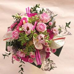 Bouquet rond LA TESTE