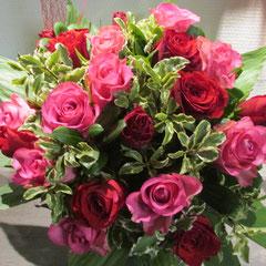 Bouquet de roses POUR TOI