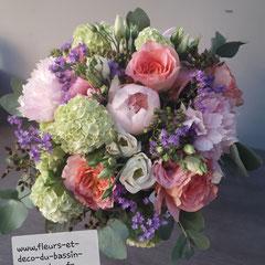 Bouquet rond : GUJAN