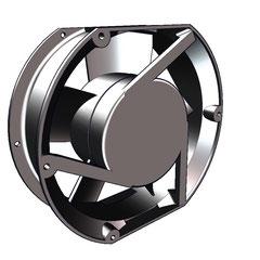 ventilador para tablero electronico