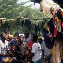 Côte d'Ivoire. Journée mondiale des lépreux