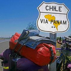Chili. Sur la Panaméricaine en direction de la Patagonie.
