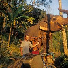 Sri Lanka. Rencontre vers Kandy