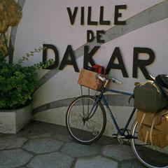 Sénégal. Départ de l'aventure avec ma nouvelle compagne