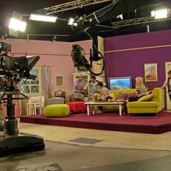 Sofia: Emission de télé pour la sortie de mon livre en bulgare