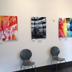 Blickwinkel. Farben. Emotionen. , Vernissage und Ausstellung digitalART/ Fotokunst von Carolin Wolfram von Wolmar