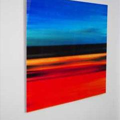"""Seaside""; 1991/ 2015; digitalART/ Fotokunst"