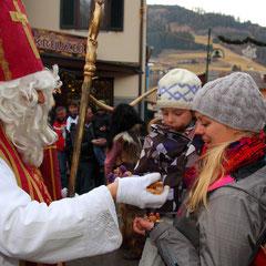 San Nikolaus a Grossarl