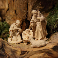 Nativity scene exhibition at Salzburg Mountain Advent in Grossarl