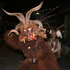 Krampus e Perchten a Grossarl