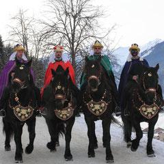 Hl. 3 Könige in Großarl
