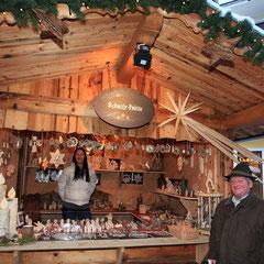 Salzburger Bergadvent - Marktstand Großarl