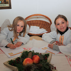 Familien Kinder Programm - Advent Grossarl Salzburg