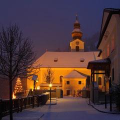 Salzburger Bergadvent - Pfarrkirche Großarl