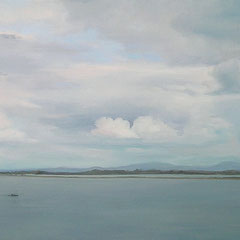 Stormy evening in Santander. 100 x 50cm. *