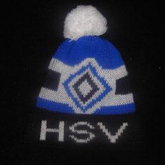 HSV-Pudelmütze