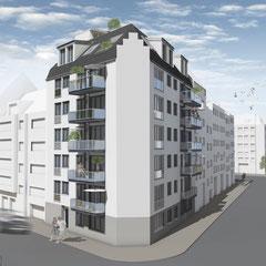 Neubau Köln Südstadt