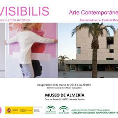 ARS VISIBILIS EN MUSEO DE ALMERIA