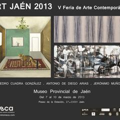 ART JAEN 2013