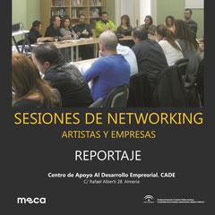 SESIÓN DE NETWORKING ARTISTAS Y EMPRESAS