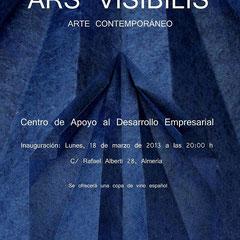 ARS VISIBILIS EN CADE