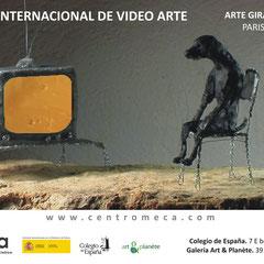 MECA programa de Video Arte en París